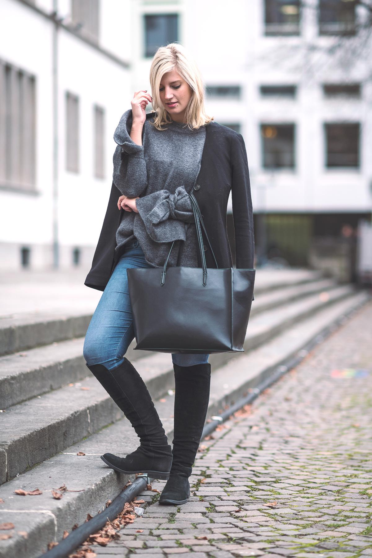 kiomi-mantel-zara-pullover-only-jeans-tasche-crack-overknees